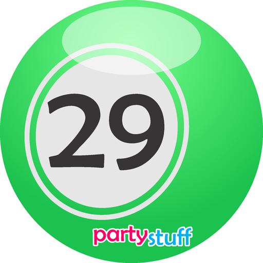 Tambola Bingo 1 - 30 - Sticker 29