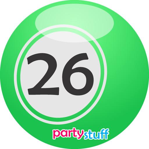 Tambola Bingo 1 - 30 - Sticker 26