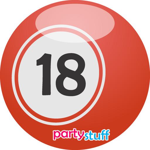 Tambola Bingo 1 - 30 - Sticker 18