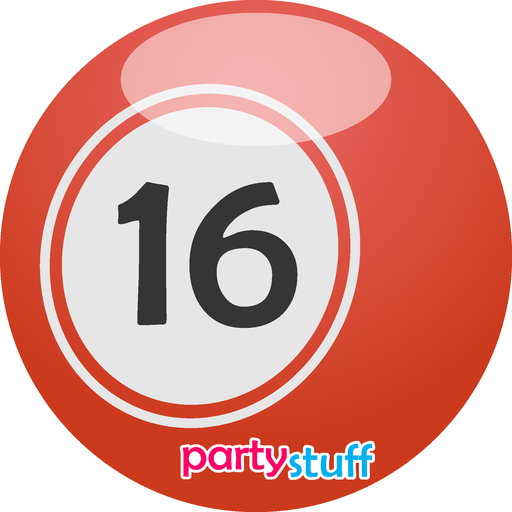 Tambola Bingo 1 - 30 - Sticker 16