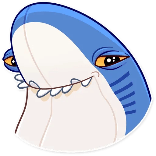 Blahaj - Sticker 19