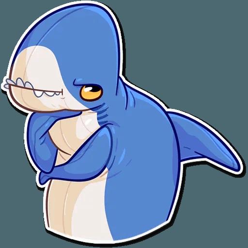 Blahaj - Sticker 5