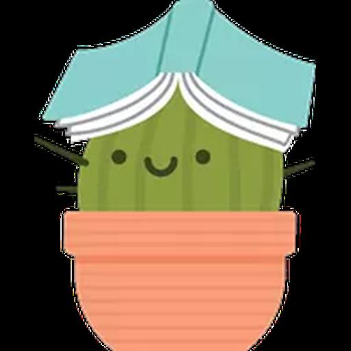 Prickly Pear - Sticker 14