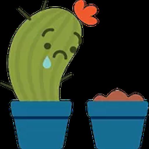 Prickly Pear - Sticker 5