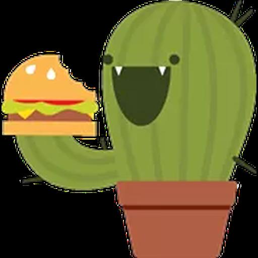 Prickly Pear - Sticker 3