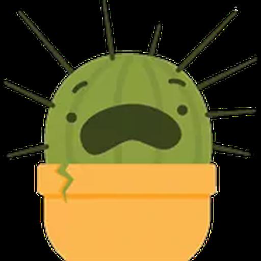 Prickly Pear - Sticker 16