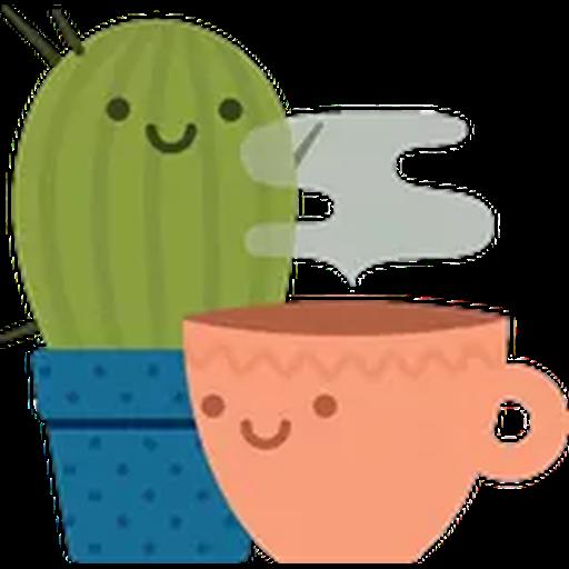 Prickly Pear - Sticker 8