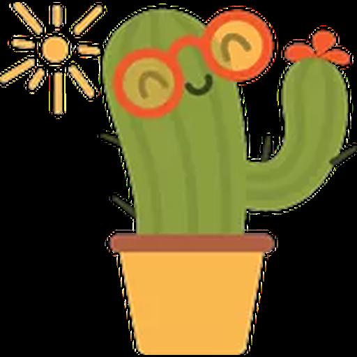 Prickly Pear - Sticker 9
