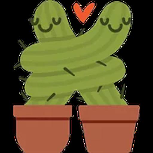 Prickly Pear - Tray Sticker