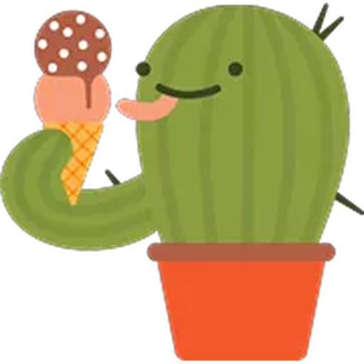 Prickly Pear - Sticker 18