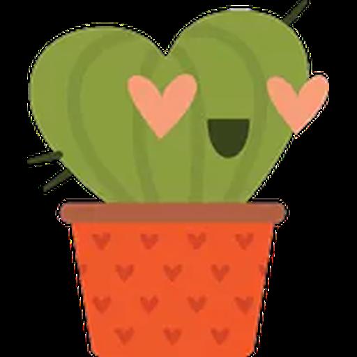 Prickly Pear - Sticker 10