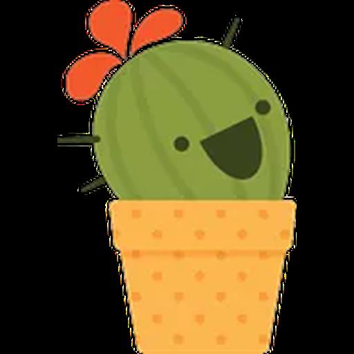 Prickly Pear - Sticker 6