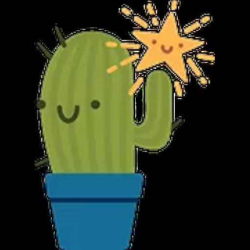 Prickly Pear - Sticker 17