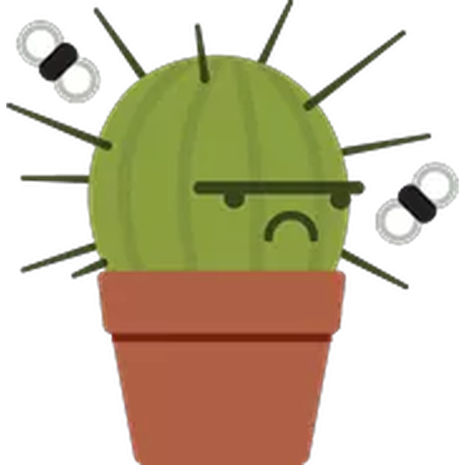 Prickly Pear - Sticker 11