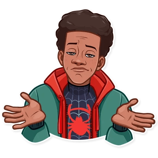 Into the Spider-Verse - Sticker 19