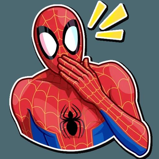 Into the Spider-Verse - Tray Sticker