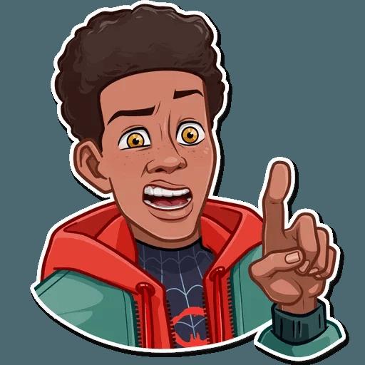 Into the Spider-Verse - Sticker 9