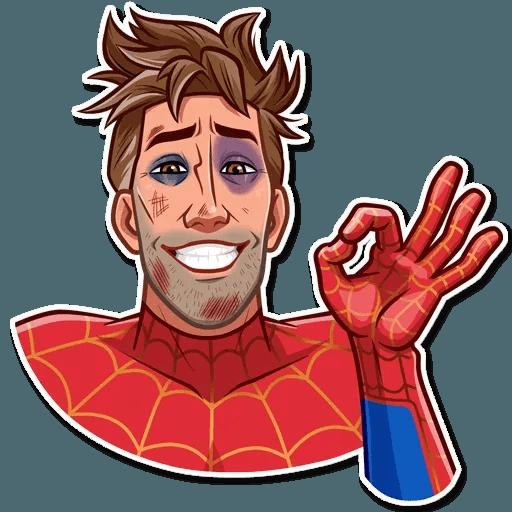 Into the Spider-Verse - Sticker 15