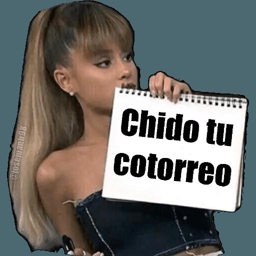 Ariana Grande - Sticker 26