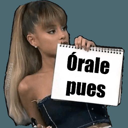 Ariana Grande - Sticker 19