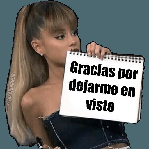 Ariana Grande - Sticker 24