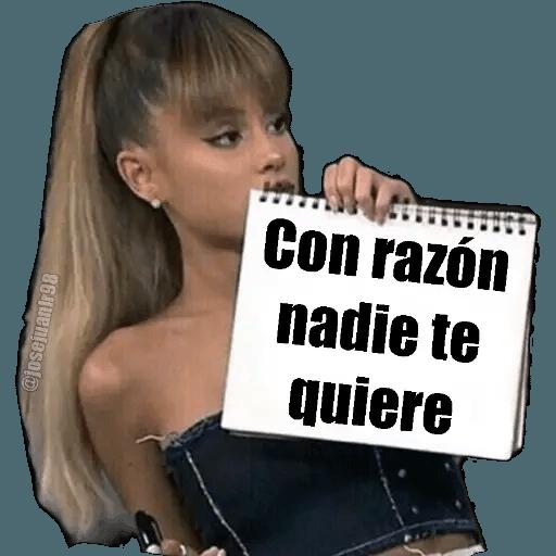 Ariana Grande - Sticker 10