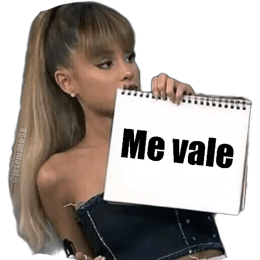 Ariana Grande - Sticker 4