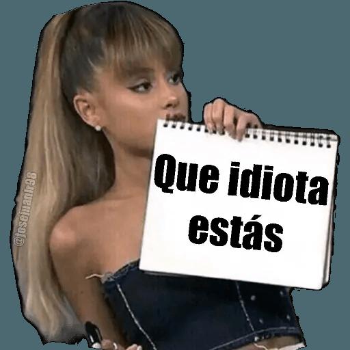 Ariana Grande - Sticker 9