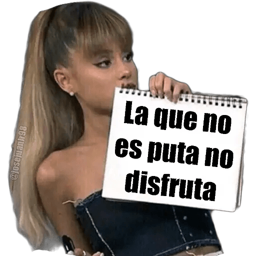 Ariana Grande - Sticker 16