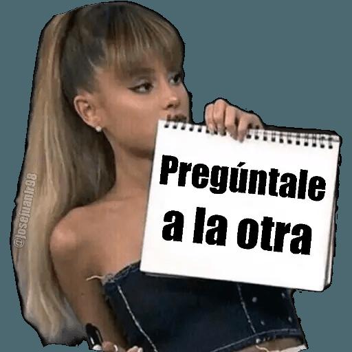 Ariana Grande - Sticker 23