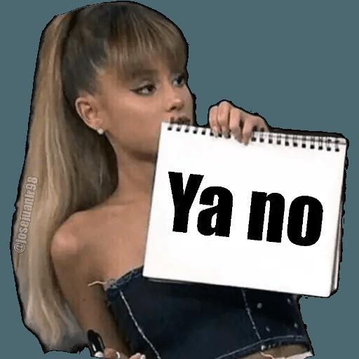 Ariana Grande - Sticker 25
