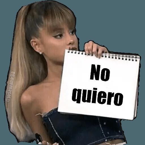 Ariana Grande - Sticker 17