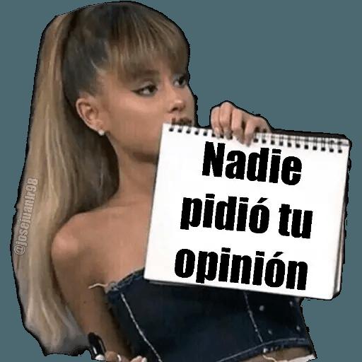 Ariana Grande - Sticker 11