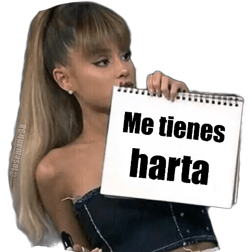 Ariana Grande - Sticker 3