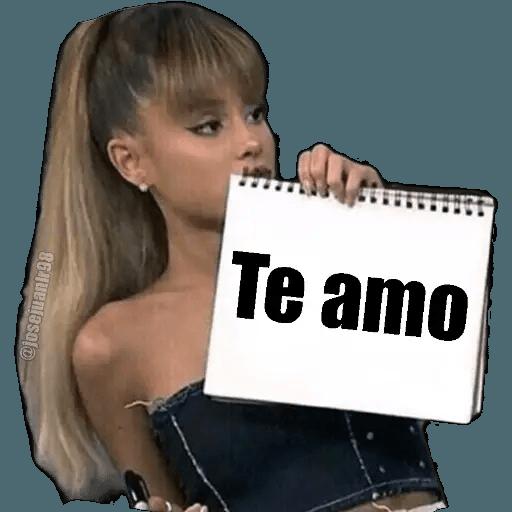 Ariana Grande - Sticker 8