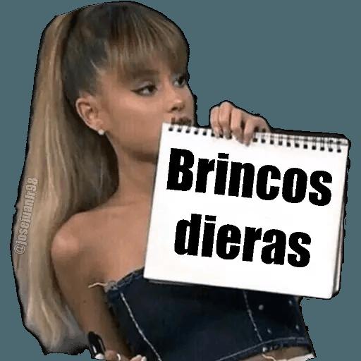 Ariana Grande - Sticker 6