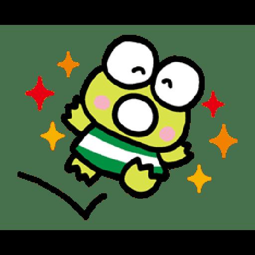 Keroppi 3 - Sticker 9