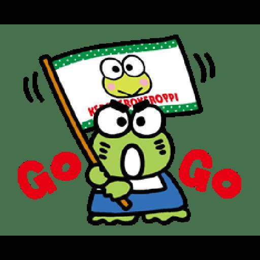 Keroppi 3 - Sticker 10