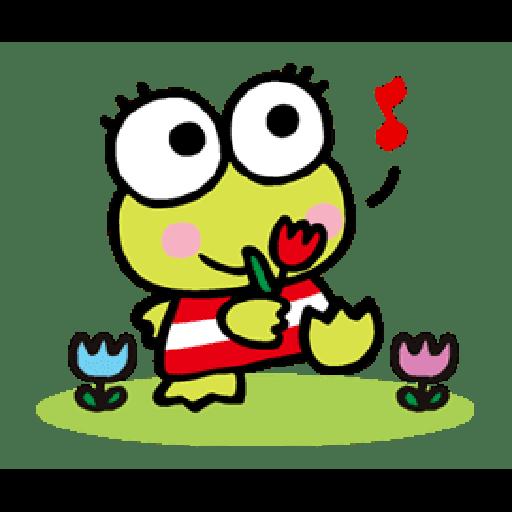 Keroppi 3 - Sticker 21