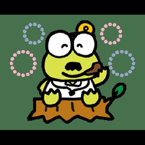 Keroppi 3 - Sticker 11