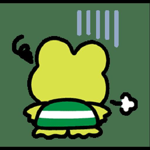 Keroppi 3 - Sticker 23