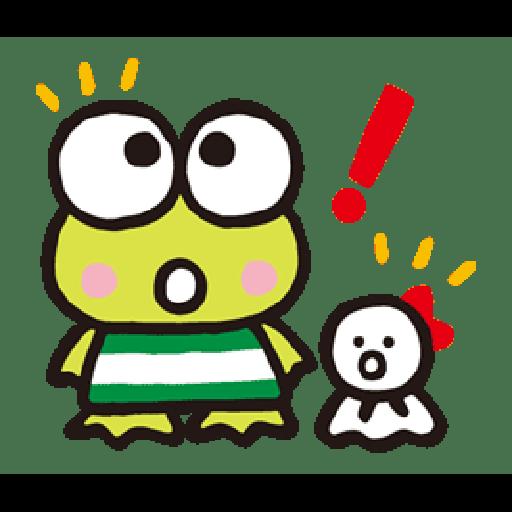 Keroppi 3 - Sticker 25