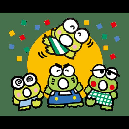 Keroppi 3 - Sticker 24