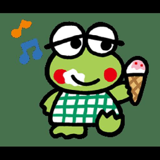 Keroppi 3 - Sticker 12