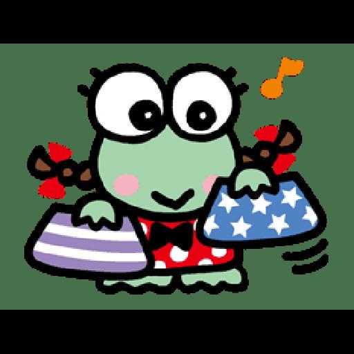 Keroppi 3 - Sticker 28