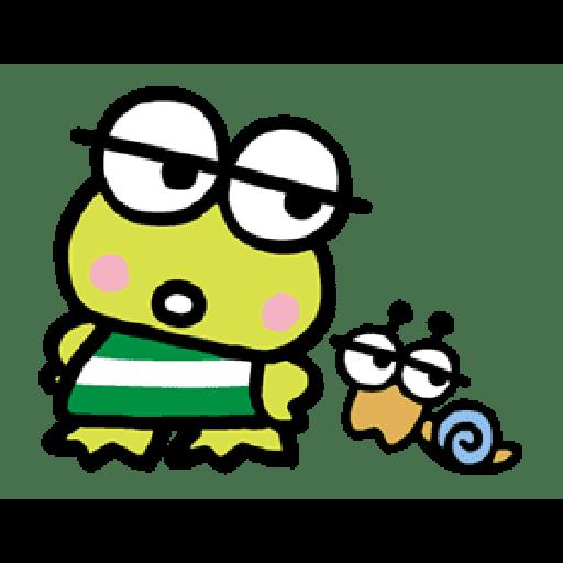 Keroppi 3 - Sticker 16