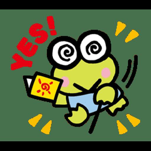 Keroppi 3 - Sticker 8