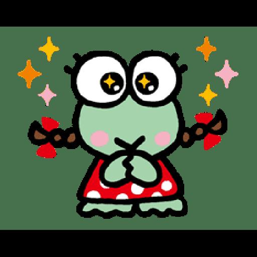 Keroppi 3 - Sticker 29
