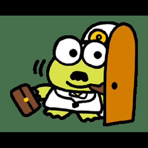 Keroppi 3 - Sticker 18