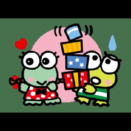 Keroppi 3 - Sticker 5